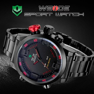 Часы Weide sport watch Red