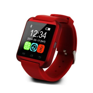 Смарт часы Smart Watch Bluetooth Red