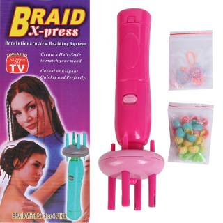 braid x-press