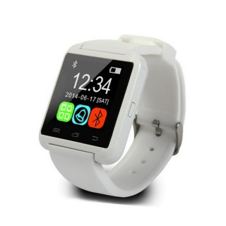 Смарт часы Smart Watch Bluetooth White