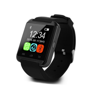 Смарт часы Smart Watch Bluetooth Black