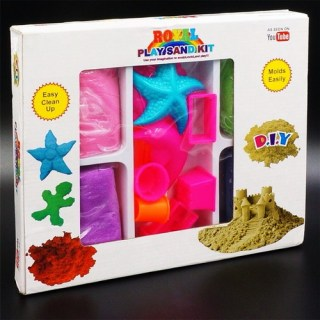 Кинетический песок Royal Kinetic Sand KIt